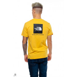 T Shirt Homme RED BOX The north face