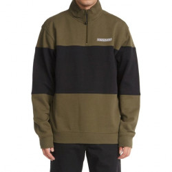 Sweat Demi-Zip Col Montant DOWNING DC Shoes