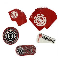 Pack de 50 Stickers Permanent Element