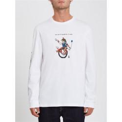 T-shirt Homme PENTAGRAM PIZZA Volcom