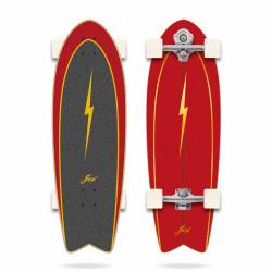 "Surfskate Pipe 32"" YOW"