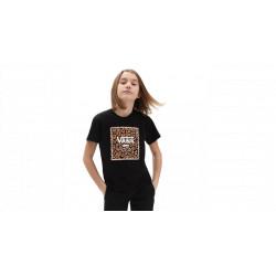T-shirt Junior LEOPARD BOX Vans