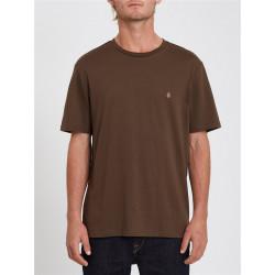 T Shirt Homme STONE BLANKS Volcom