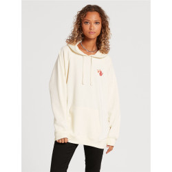 Pull Femme à capuche TRULY STOKED Volcom