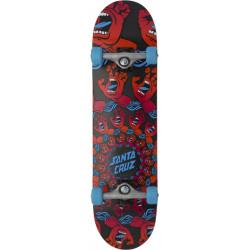 """Skate complet 8"""" MANDALA HAND Santa Cruz"""