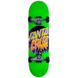 """Skateboard complet 7.50"""" RAD DOT MICRO Santa Cruz"""
