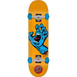 "Skateboard 8"" Screaming Hand Santa Cruz"