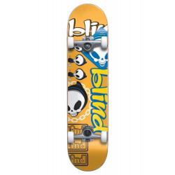 """Skateboard Complet 8"""" TANTRUM ORANGE Blind"""