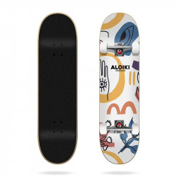 "Skateboard Complet 7.87"" CANGGU Aloiki"