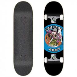 "Skateboard Complet 8"" CZD ARMY TANK Cruzade"