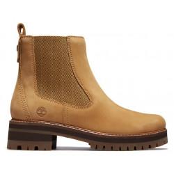 Chaussures/Bottines Femme COURMAYEUR VALLEY CHELSEA Timberland