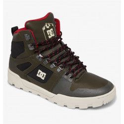 Chaussures/Boots Homme PURE HIGH-TOP WR BOOT DC Shoes