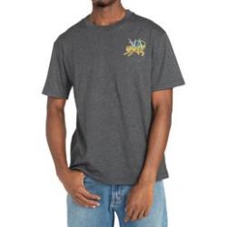 T-shirt Homme ML TIGER RVCA
