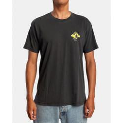 T-shirt Homme EVAN MOCK RUNNING RVCA