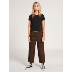 Pantalon/Chino Femme WHAWHAT Volcom