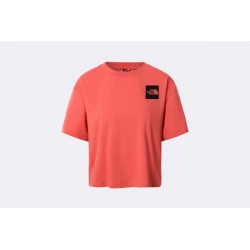 T-Shirt Femme CROPPED FINE TEE The North Face
