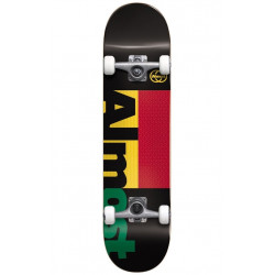 """Skateboard Complet 7.375"""" IVY LEAGUE PREMIUM Almost"""