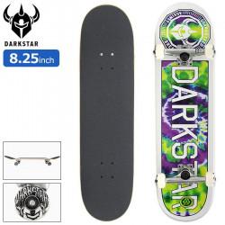 Skateboard Complet TIMEWORKS GREEN TIE-DYE Darkstar