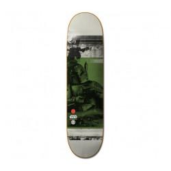 "Planche de skateboard ELEMENT STAR WARS BOBA 8.25"""